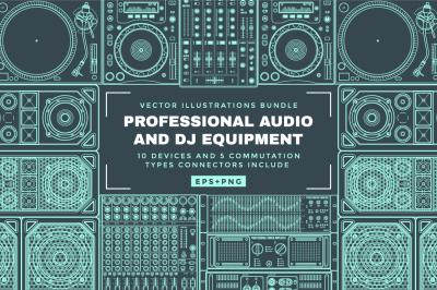 Sound & Dj equipment