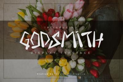 Godsmith Typeface