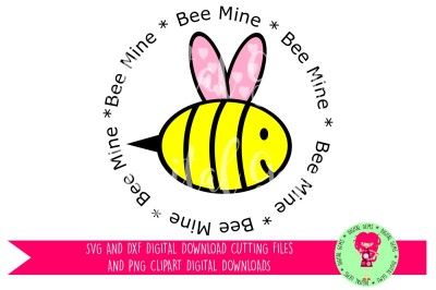 Bee Mine SVG / DXF / PNG File