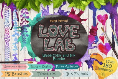Love Laboratory Tools Bundle