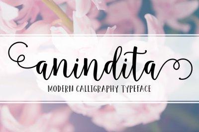 Anindita Script