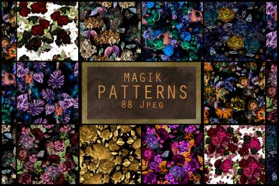88 Magik Patterns