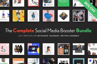 The Complete Social Media Booster Bundle