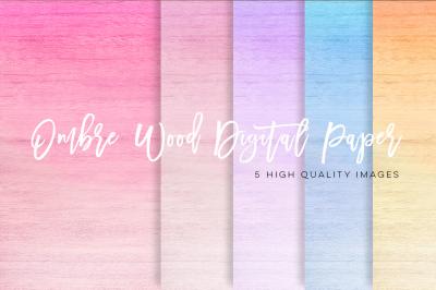 ombre texture paper pack, rainbow ombre paper, Pastel Ombre digital paper, Pink Gradient digital paper, Blue paper, yellow ombre paper lilac