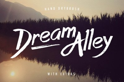 Dream Alley Font