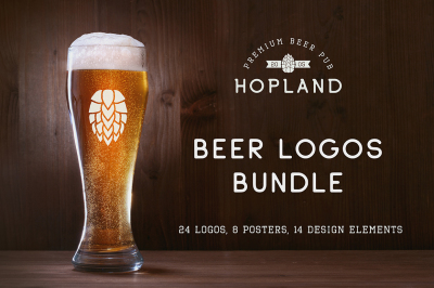 Beer Emblems Bundle