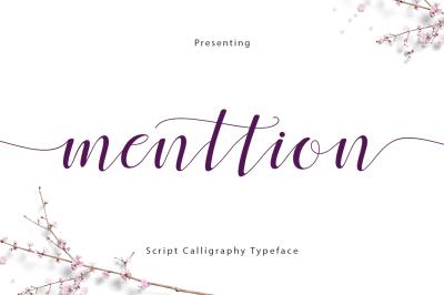 Menttion Script