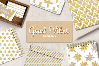 Good Vibes Patterns
