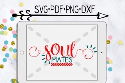 Soul Mates Cutting Design