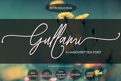 Gullami Rice Script