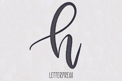 Letterpress for Procreate App