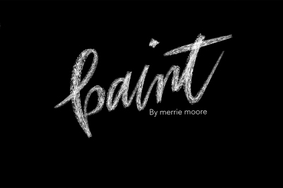 Paint! A brush for Procreate