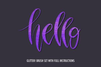Glitter for Procreate App