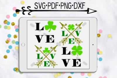 St. Patrick's Day Clover Bundle