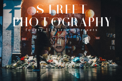 40 Street Photoraphy Lightroom Presets