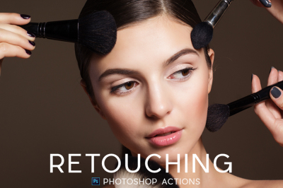 30 Professional Portrait Retouching Photoshop Actions Professional Photo Editing for Portraits, Newborns, Weddings