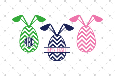 Easter Eggs SVG files