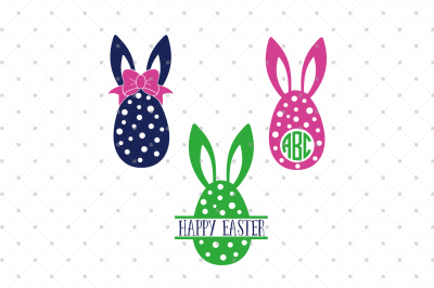 Easter Bunny Svg On All Category Thehungryjpeg Com