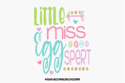 Little Miss Eggspert