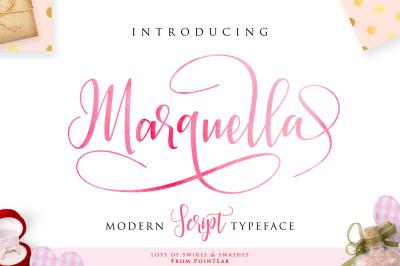 Marquella Script