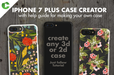 Iphone 7 Plus Case Creator