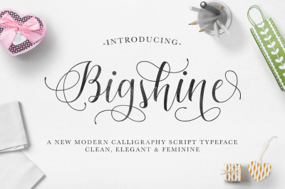 Bigshine Script