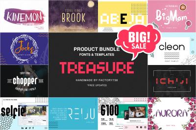 TREASURE - Products Bundle