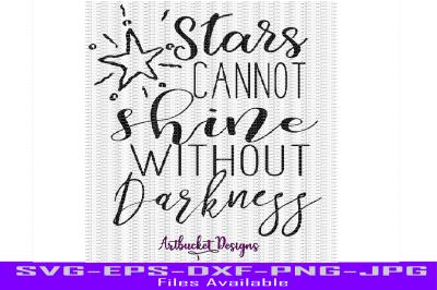 Stars Cannot Shine Cutfile