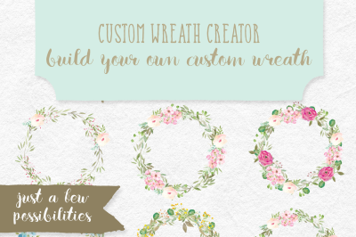 Custom Wreath Creator