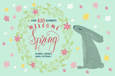 Welcome Spring! New collection!