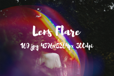 Lens Flare Texture pack