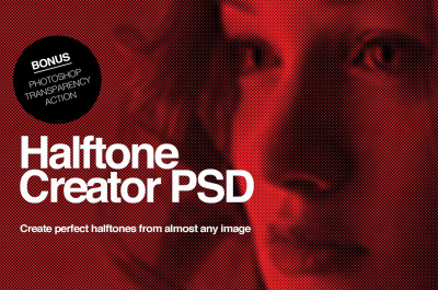 Perfect Halftone Creator