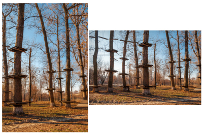 Rope attraction in the Park, two pictures JPEG 300 dpi.