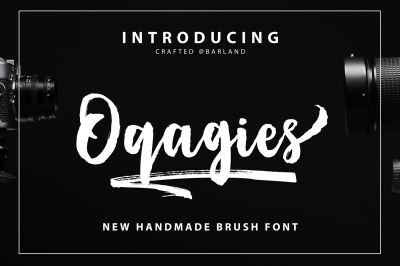 Oqagies Brush + Bonus