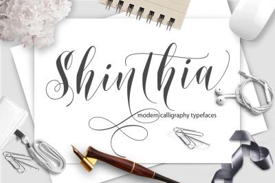 Shinthia Script