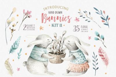 Cute bunnies II