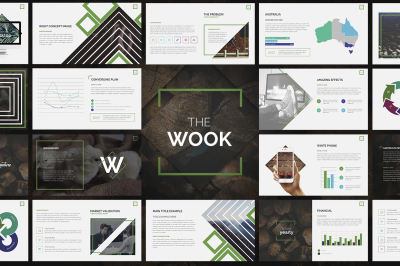 Wook Powerpoint Template
