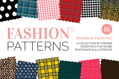 Seamless Fashion Patterns