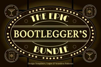 The Epic Bootlegger's Design Bundle