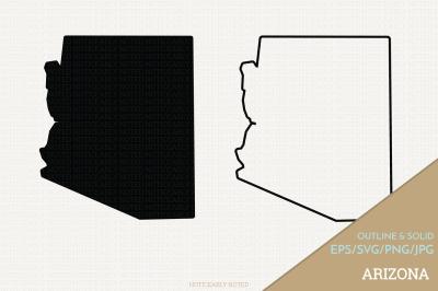 Arizona Vector / AZ SVG