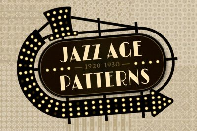 Jazz Age Decorative Patterns