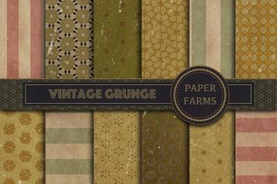 Vintage grunge digital paper