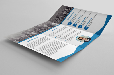 Simple Business Brochure