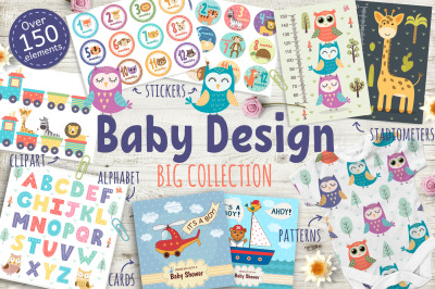 Baby Design Big Collection