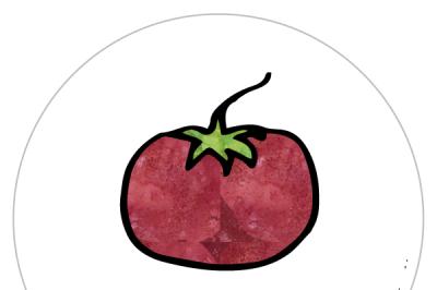 Tomato Garden Labels