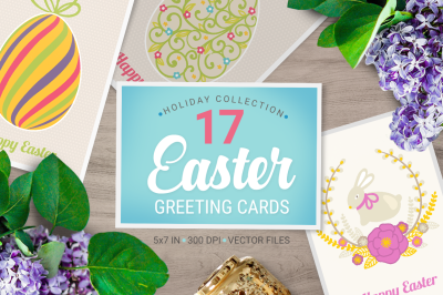17 Easter Greeting Cards