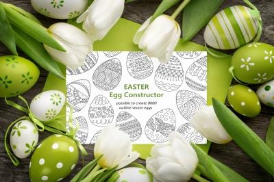 Easter Egg Constructor