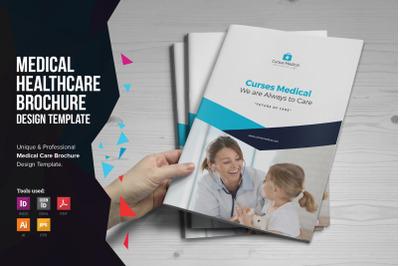 Medical HealthCare Brochure v1
