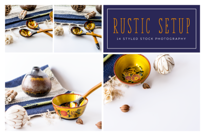 Rustic Styled Photo Pack