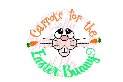 Easter SVG * Carrots for the Easter Bunny SVG * Easter Bunny SVG * Easter Plate SVG * Easter Decor SVG * Bunny SVG * Carrots SVG *